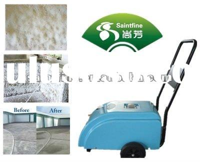 Electric high pressure foaming mobile car wash equipment