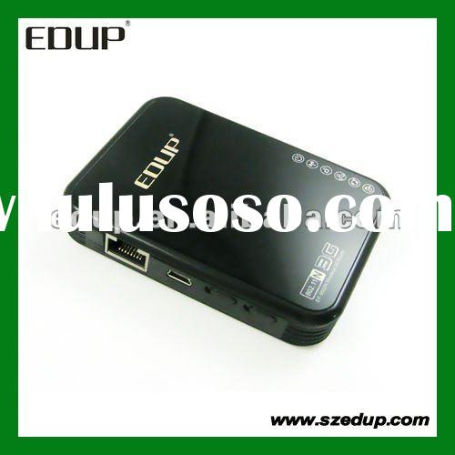 Factory Price Portable 3g Wifi Battery Modem Router