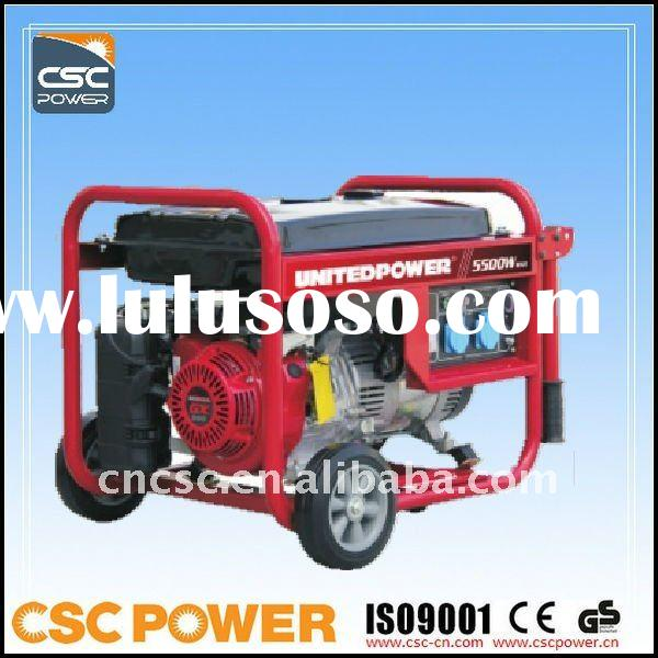 Factory price!! CSCPower 5KW Generator Powered by Honda for home use
