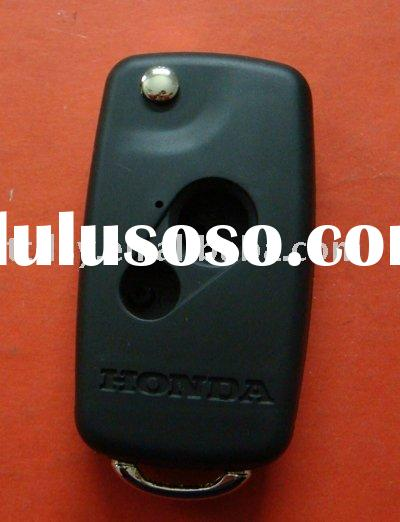 Remote key replacement for ford mondeo 3 button for sale for Honda replacement key cost