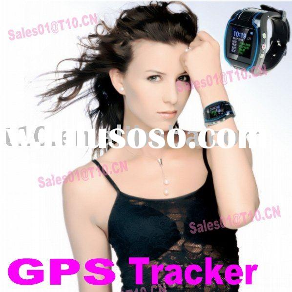 GPS/GSM/GPRS Watch tracker phone THREE IN ONE