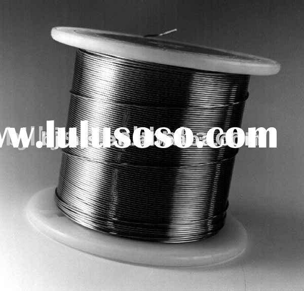 Gr1 titanium wire ASTM B863 pure titanium wire industrial use in stocks