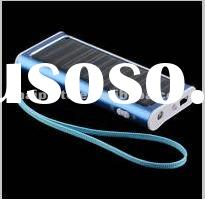 HOT!!! solar mobile phone battery charger with CE certification