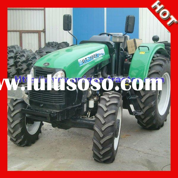 High Efficiency Big Farm Tractors For Sale Zambia