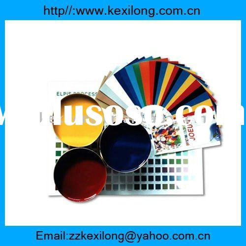 High glossy quick offset printing ink
