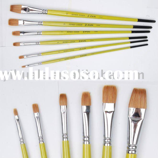 High quality Artist Brush DS308 Oil Paint Brush