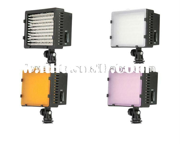 High quality led light for Camera DV Camcorder Lighting