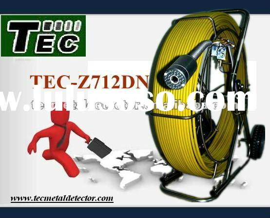Highly Qualified Sewer Security Water Well Inspection Camera TEC-Z712DN