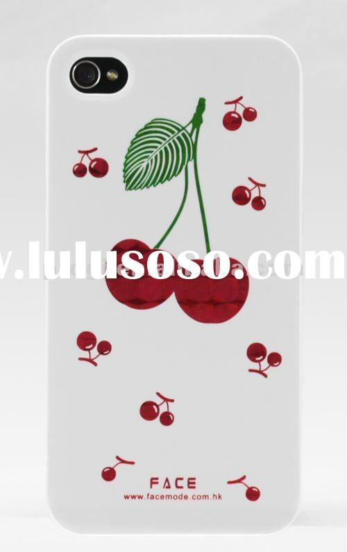 Hot Beautiful Sweet Cherry Cell Phone Accessories Parts Case F1010173