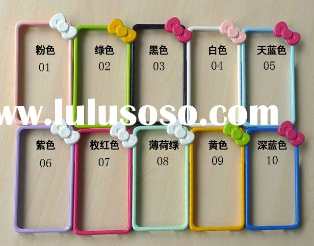 Hot sale!! hellokitty mobile/cellphone case fit for 4g/4s