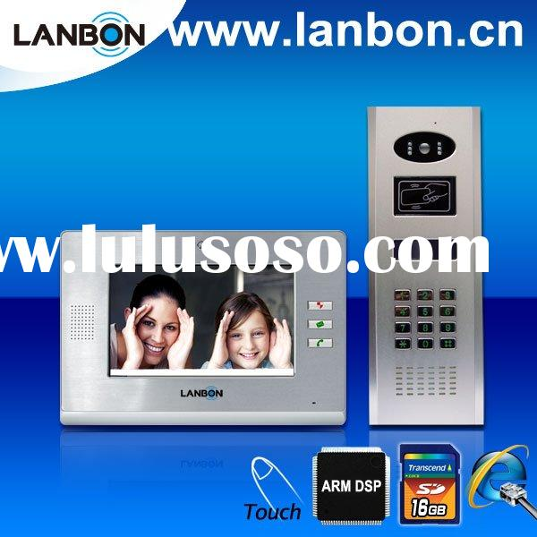 IP Video door phone/Building intercom