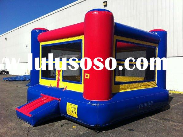 Inflatable castle ball pit for sale