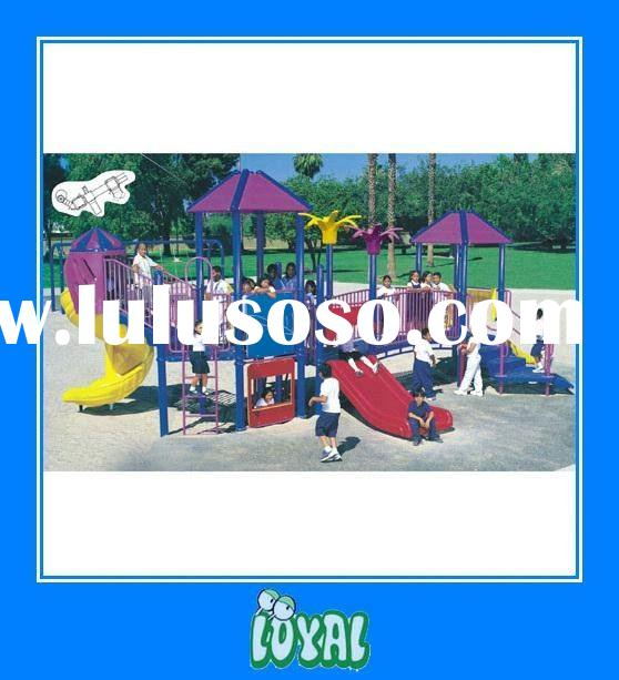 LOYAL GROUP accessible playground equipment