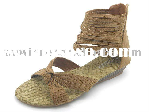 Low Wedge Sandals for Women 2011