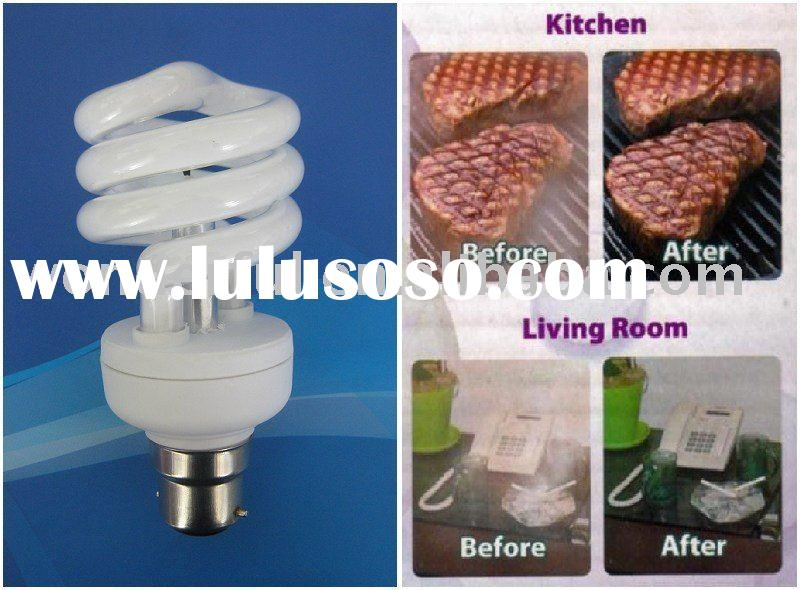 Negative Ion Energy Saving Lamp(fresh air light,perfect for bedroom,toilet,kitchen,somking room,etc)