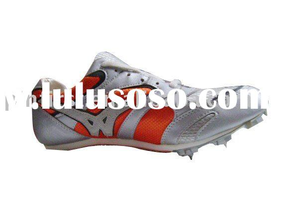 New Sprint Track Shoes Spikes Athletic Running