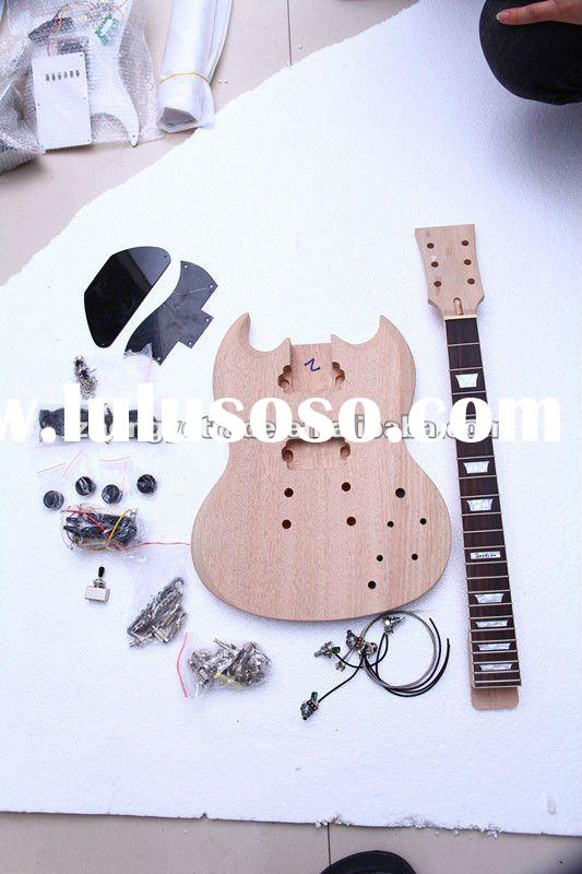 New Style Electric Unfinished Guitar kits (FH-01)