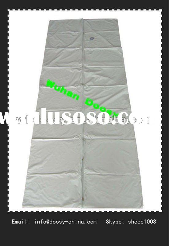 Nonwoven Disposable Funeral Corpse Bag (WHITE,WATERPROOF)