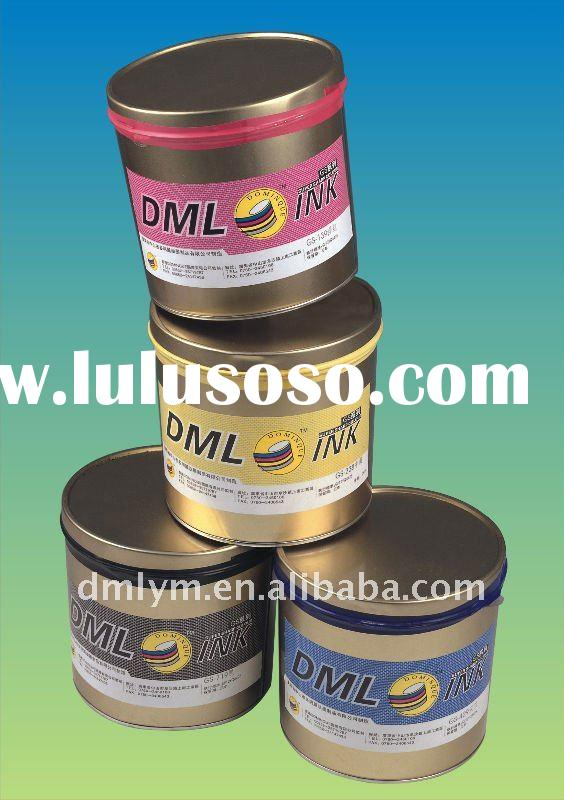 Offset Printing Ink Quick-Set High-Glossy