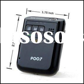Portable GPRS-SMS GPS Tracking Device - Car and Family Locator - SOS Alert