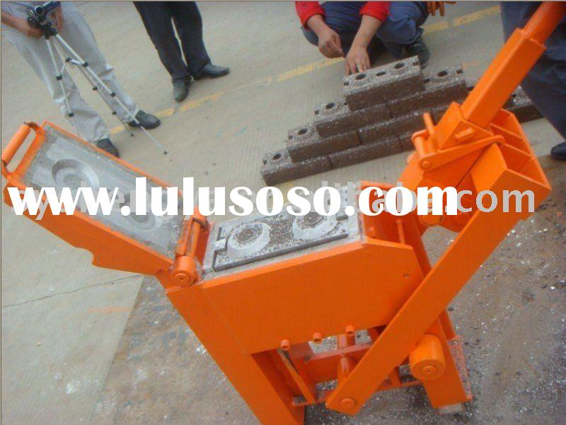QMR1-40 clay block machine