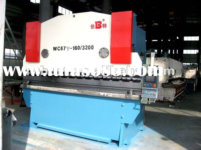 Sheet Metal hydraulic press brake/bending machine