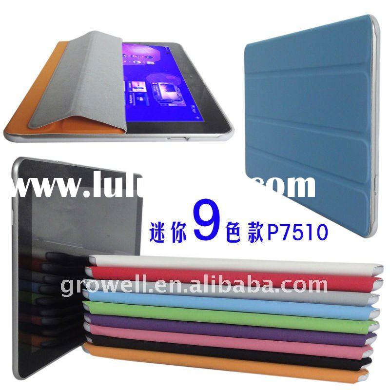 Smart case for Samsung galaxy tablet P7510 10.1''