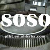 Sugar mill/rod mill/lime mill/tube mill spare parts by steel casting