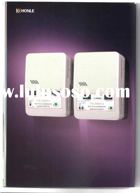 TM -1000VA relay type voltage stabilizer