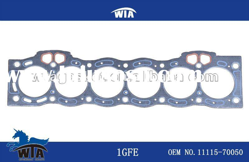 TOYOTA car engine parts cylinder head gasket 1GFE