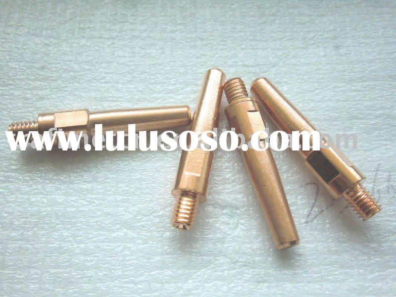 Copper contact tips for mig welding torch sale price