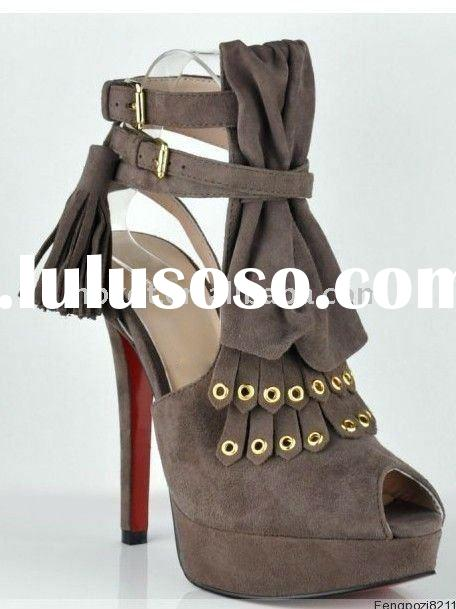 Top quality women high heel shoes in fashion accessories