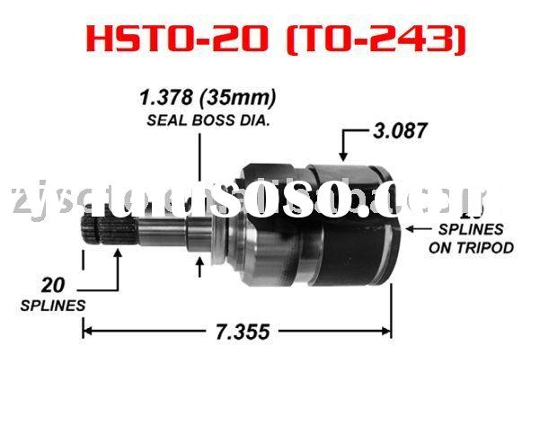 Toyota parts - Toyota auto parts - Toyota cv joint - Toyota axles - Toyota Corolla,DX,LE,SR5(2WD) -