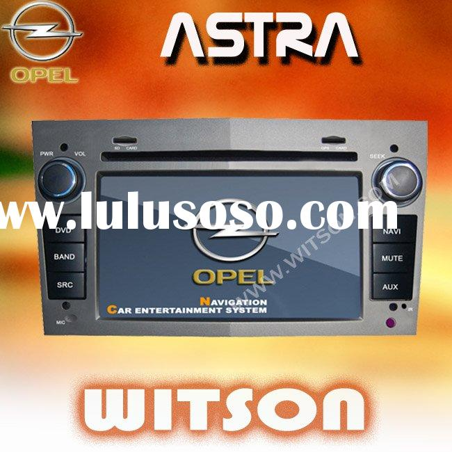 WITSON OPEL ASTRA double din Car DVD GPS HD