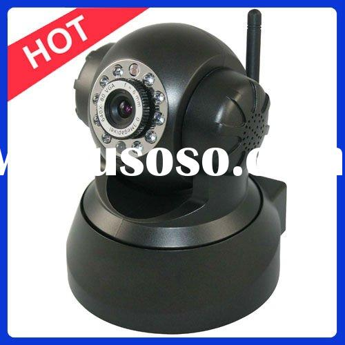 Wifi Wireless IP Camera, supports Mobile Phone and Email