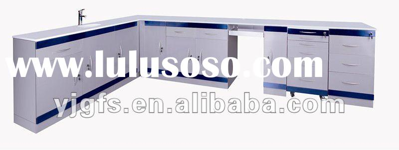 all stainless steel dental cabinet/ dental equipment/ hospital furniture LB-01
