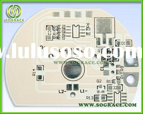 aluminum base led pcb board sample