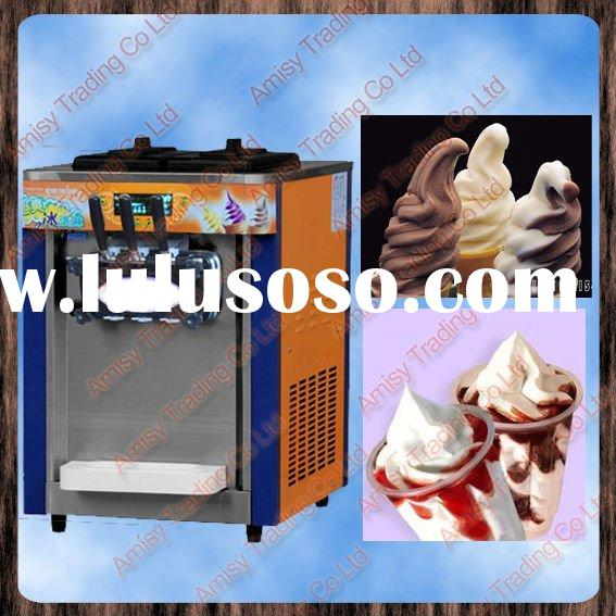 counter top ice cream machine/maker, best selling model