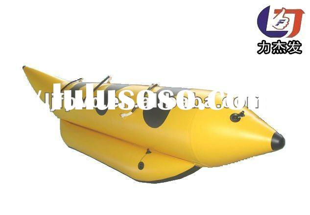 double tube inflatable drifting boat/flying fish/China sales inflatable boat
