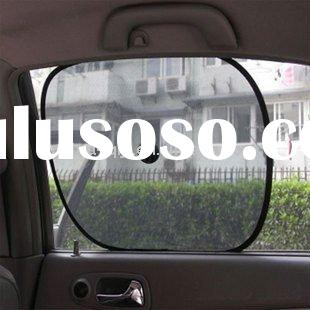 foldable auto car windows decorative sun shade customized