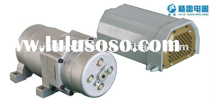 high voltage dc air conditioncompressor for vehicle air conditioning