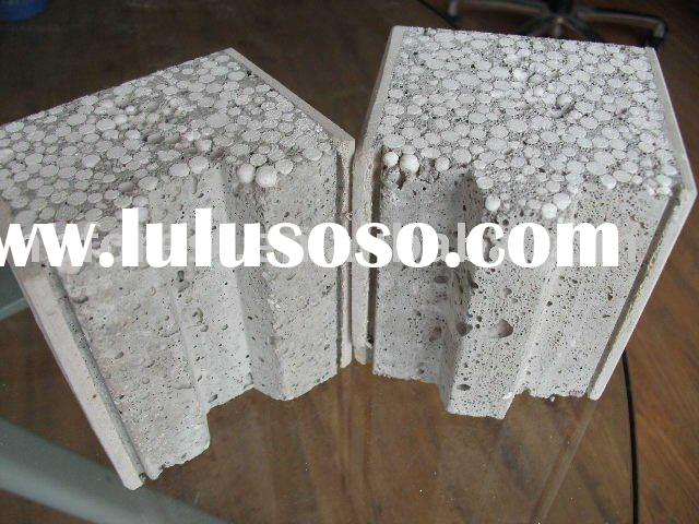 Fire proof water resistance fiber cement board wall panel interior exterior wall roofing ceiling for Block wall insulation exterior
