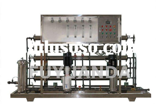 mineral water,pure water production machine
