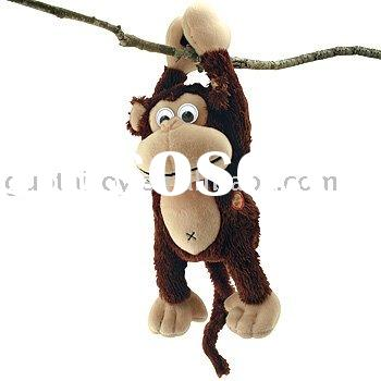 plush animal/soft toy monkey
