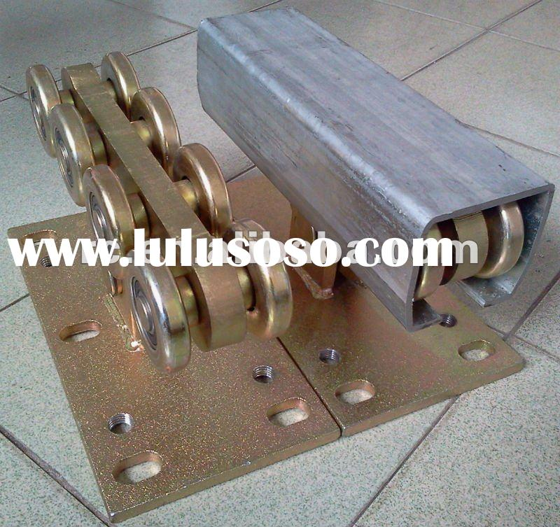 Steel Wheels For Sliding Gates