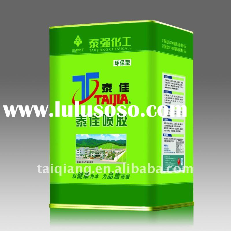 Fire Resistant Adhesive : Spray adhesive for fire retardant materials sale