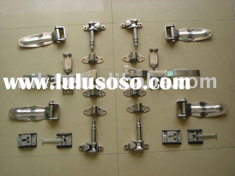 stainless steel door lock gear/paddle locks/refrigerated truck/container spare parts for wholesale
