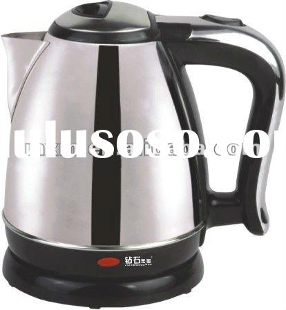 stainless steel electric cheap kettle/automatic kettle