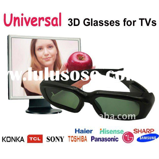 universal 3d active glasses for tv