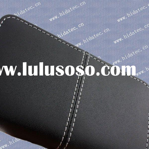 wallet leather case, wallet leather pouch for iPhone 4 4g, for iphone 4 leather case, leather pouch
